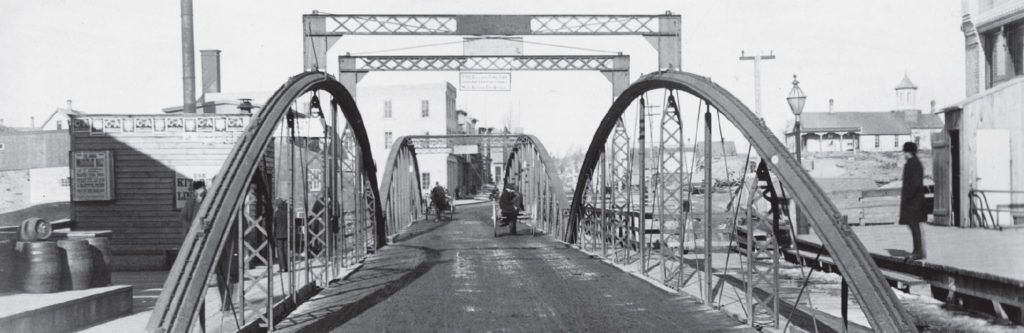 City Bridges: Maple Street Bridge
