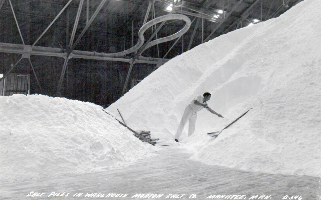 The Salt Industry in Manistee
