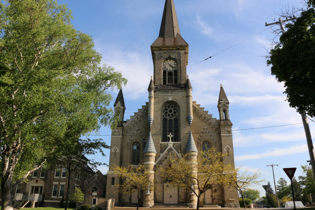 Guardian Angels Church - Manistee County Tourism - Manistee