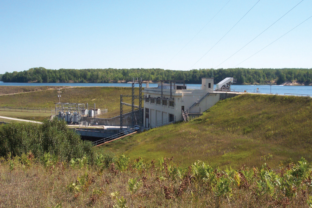 Hodenpyl Dam