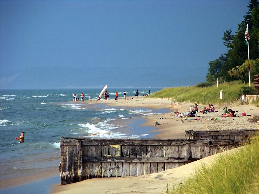 Bar Lake Beach - photo credit Eve Hansen