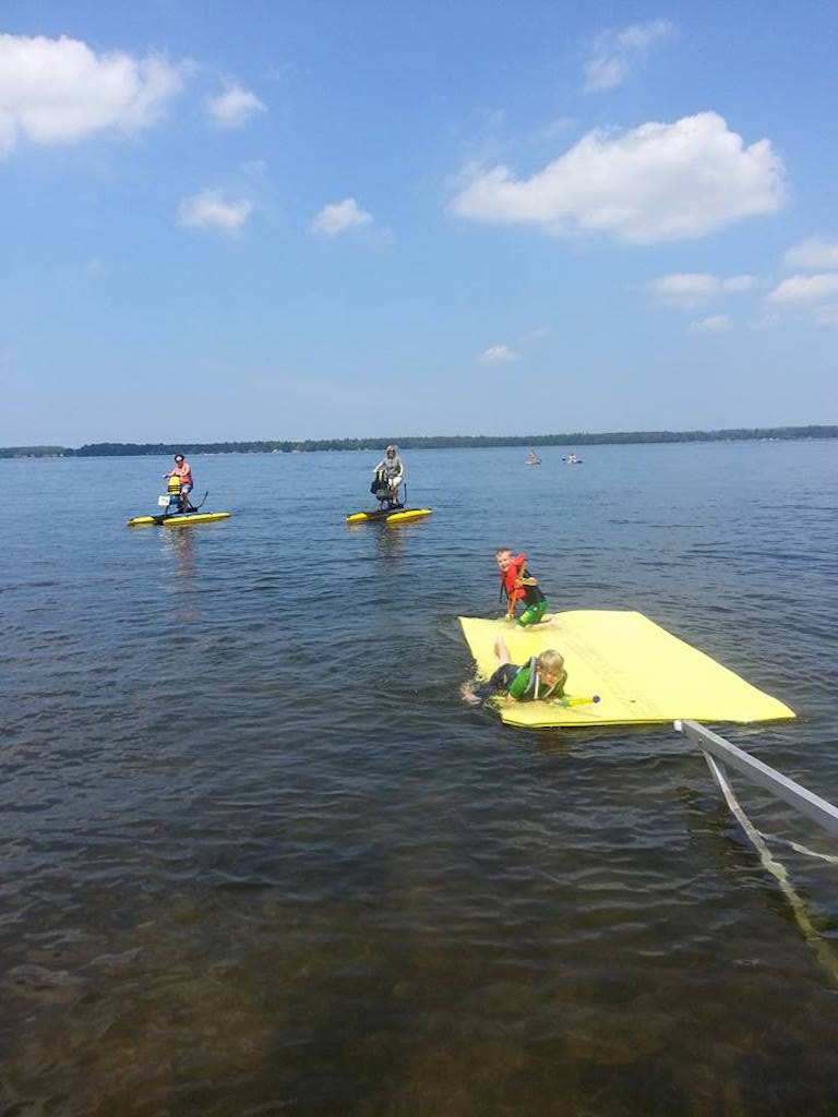 Water Toy Rental - Bear Lake Marine