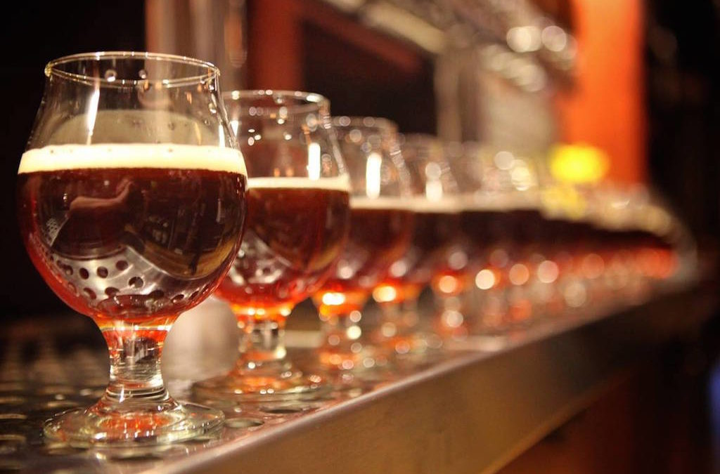 Brew & Spirits Self-Guided Tour