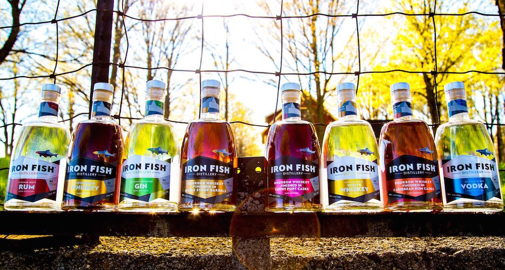 Ironfish Distillery
