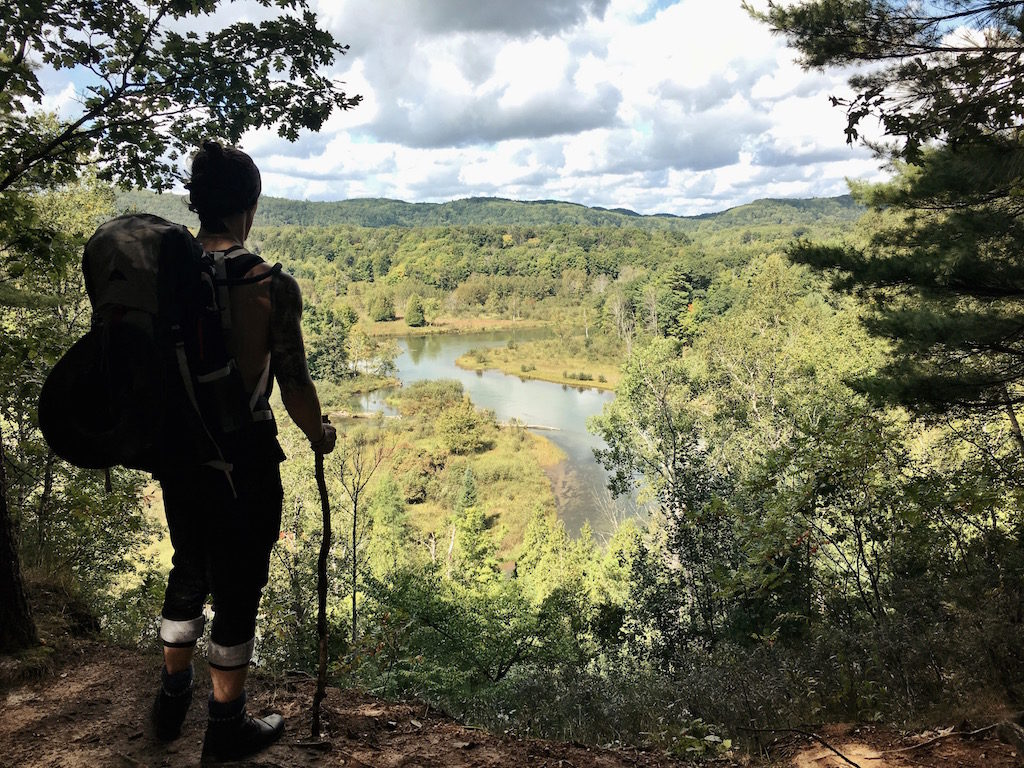 Manistee River Trail – Hiking