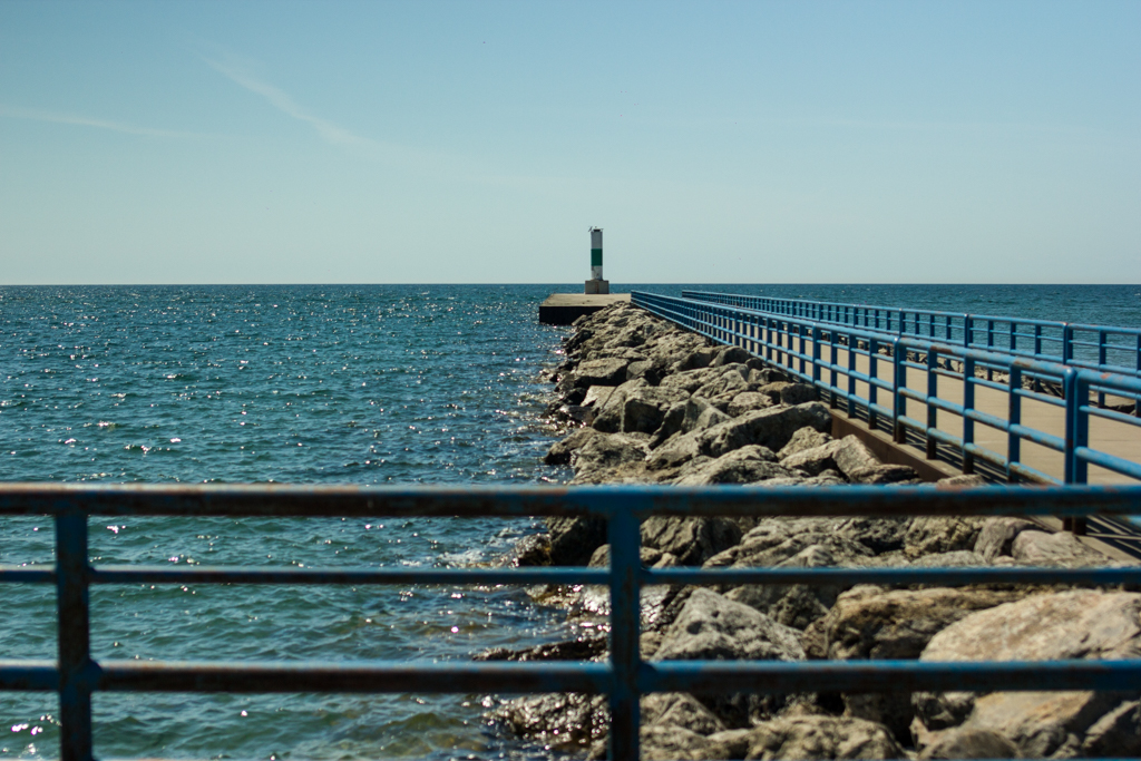 Portage Point Beach