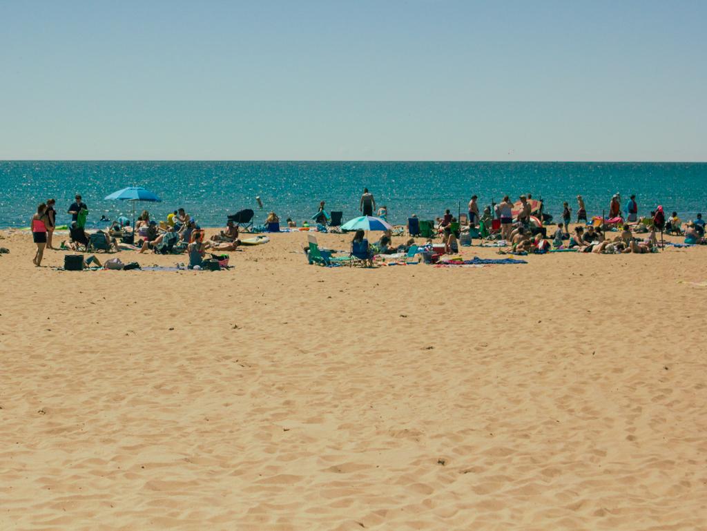 Manistee City Beaches