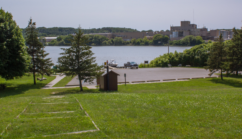 Stronach Boat Launch & Fishing Pier