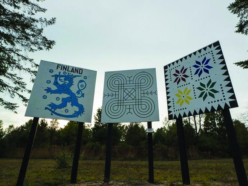 Tribute to Finnish Immigrants
