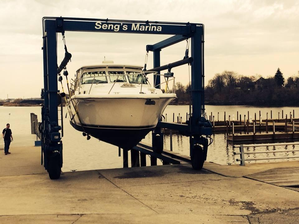 Seng's Marina