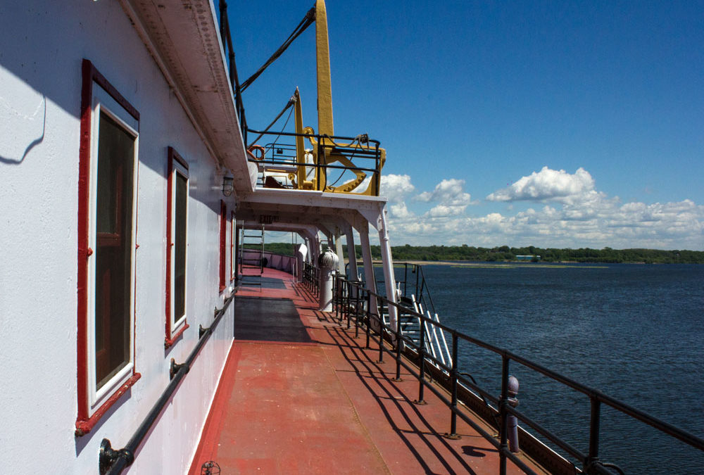 A Passenger Ship Through the Past – Touring the S.S. City of Milwaukee