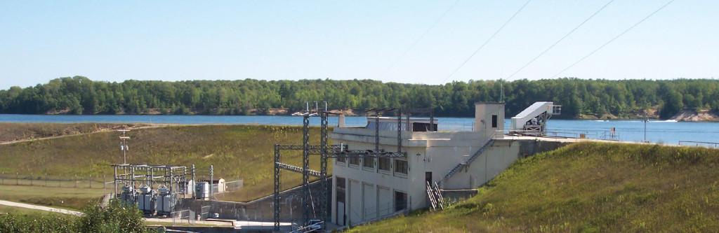 Hodenpyl & Tippy Dams