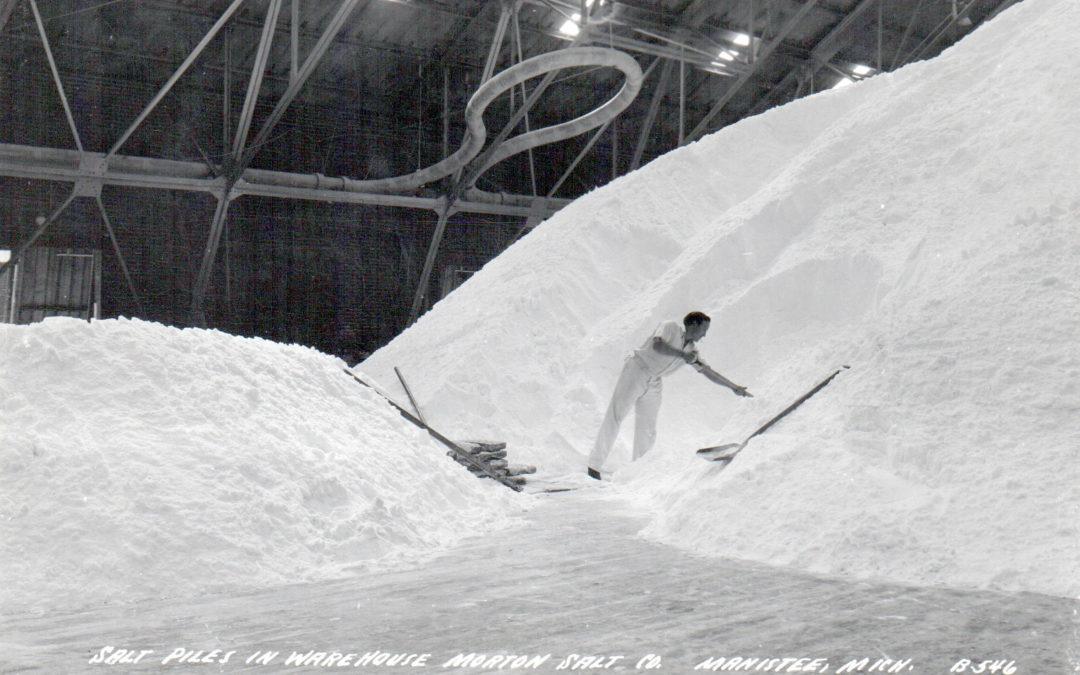 The Salt Industry in Manistee