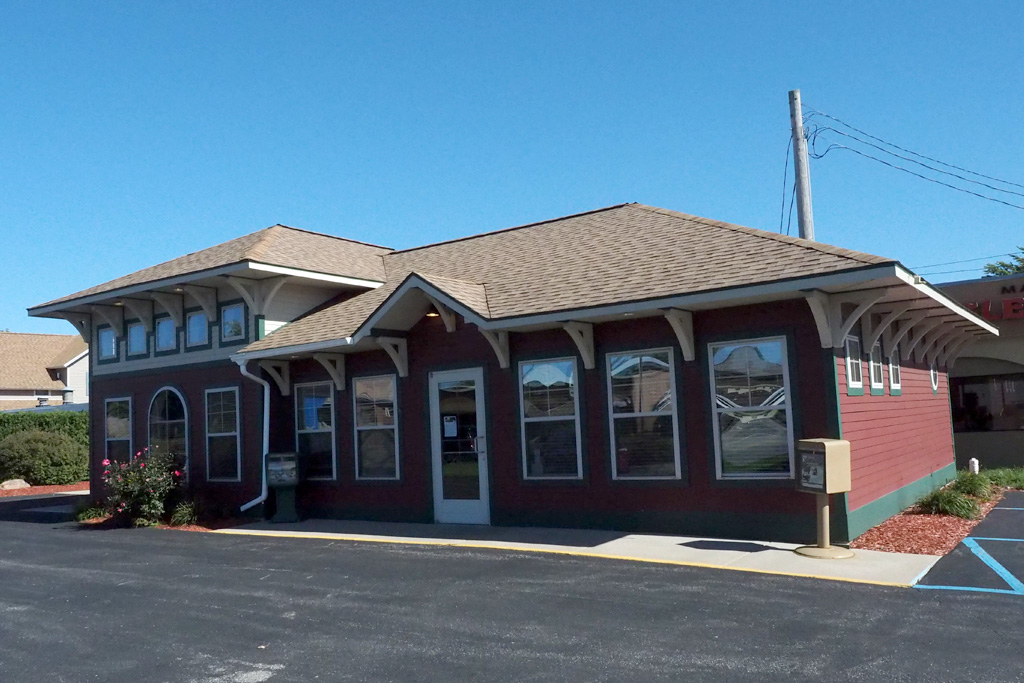 Manistee Visitor's Center