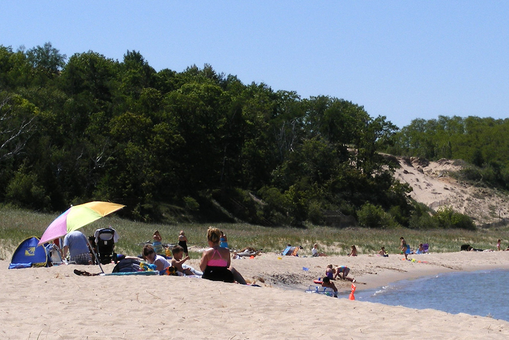 Lake Michigan Recreation Area
