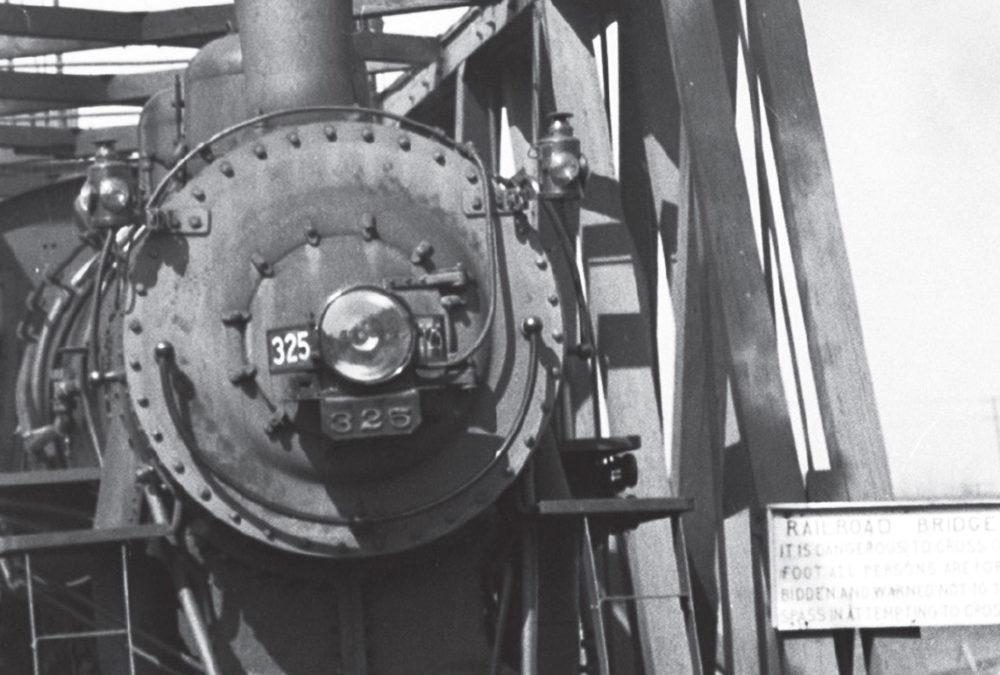 Manistee's Big Four Railroads