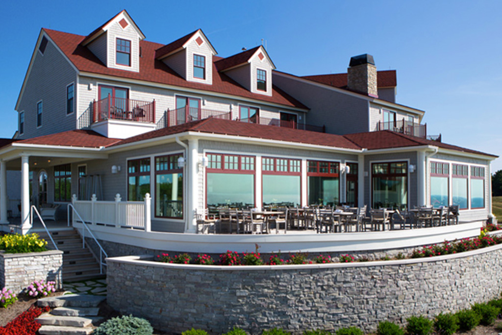 The Lodge at Arcadia Bluffs