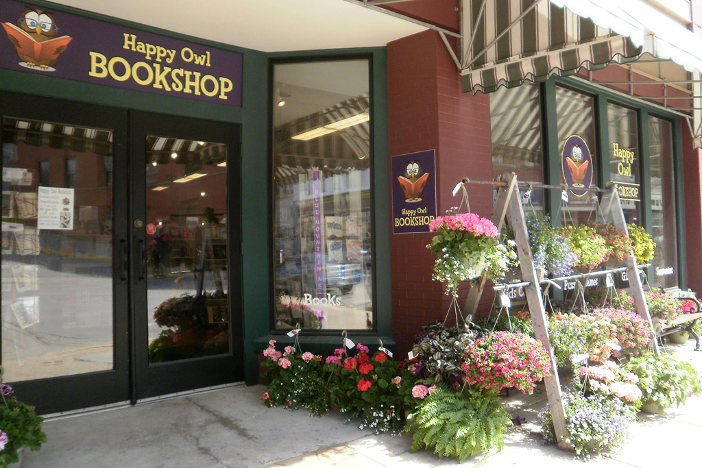 Happy Owl Bookshop
