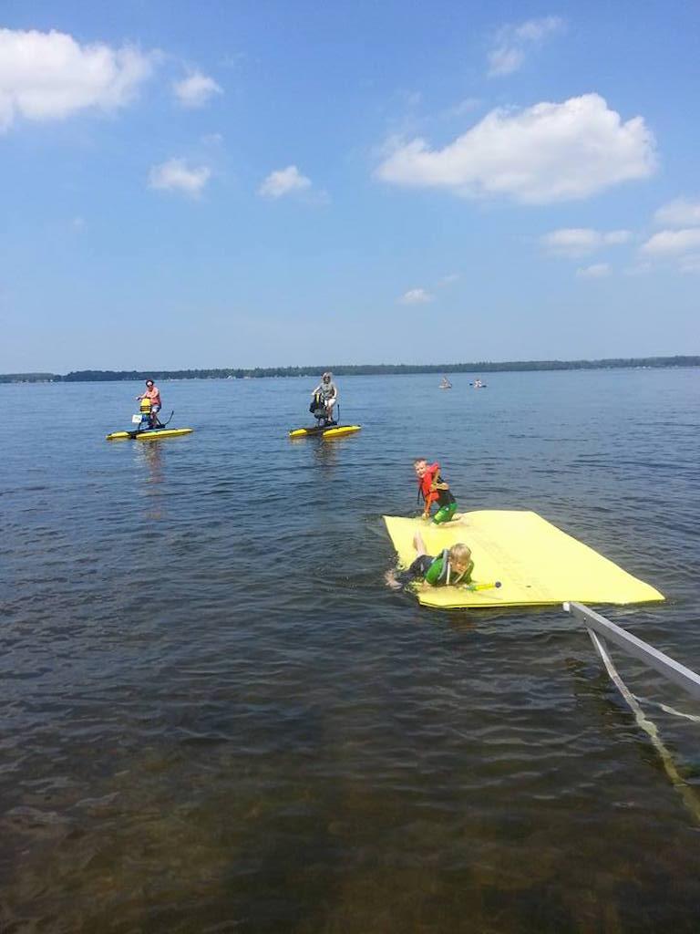 Water Toy Rental - Bear Lake Marine