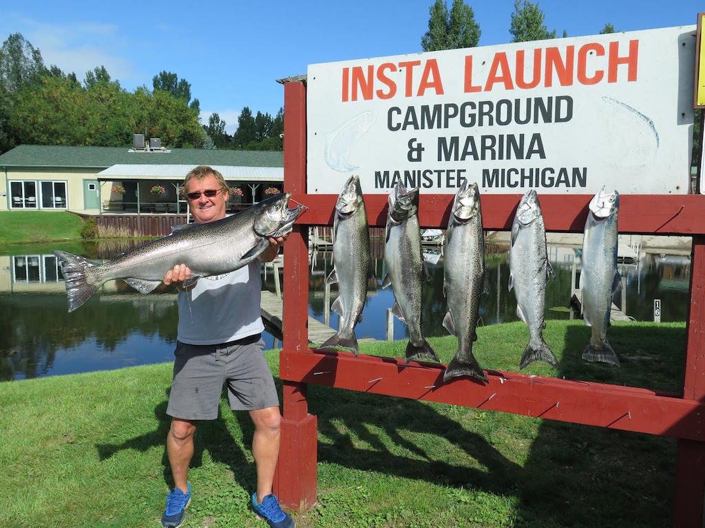 Insta Launch Campground, Cabins and Marina
