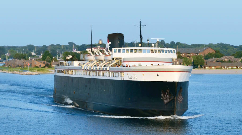 S.S. Badger – Ludington, MI