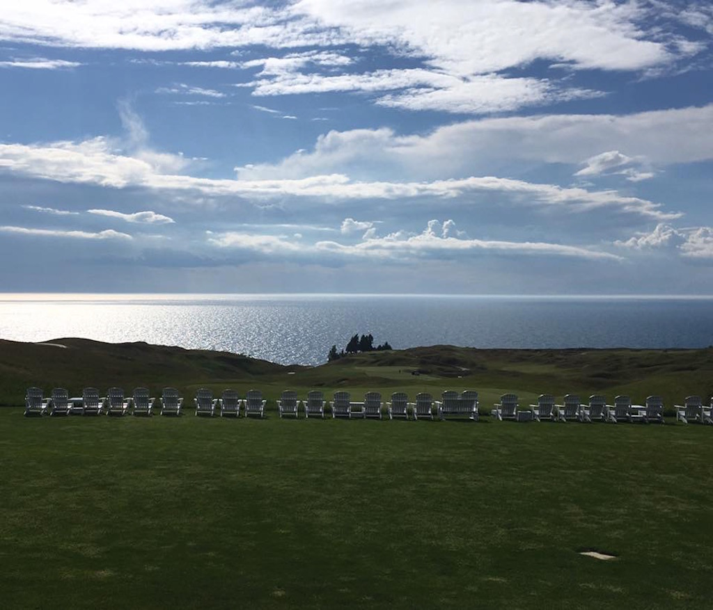 Arcadia Bluffs - photo credit Carol Locey
