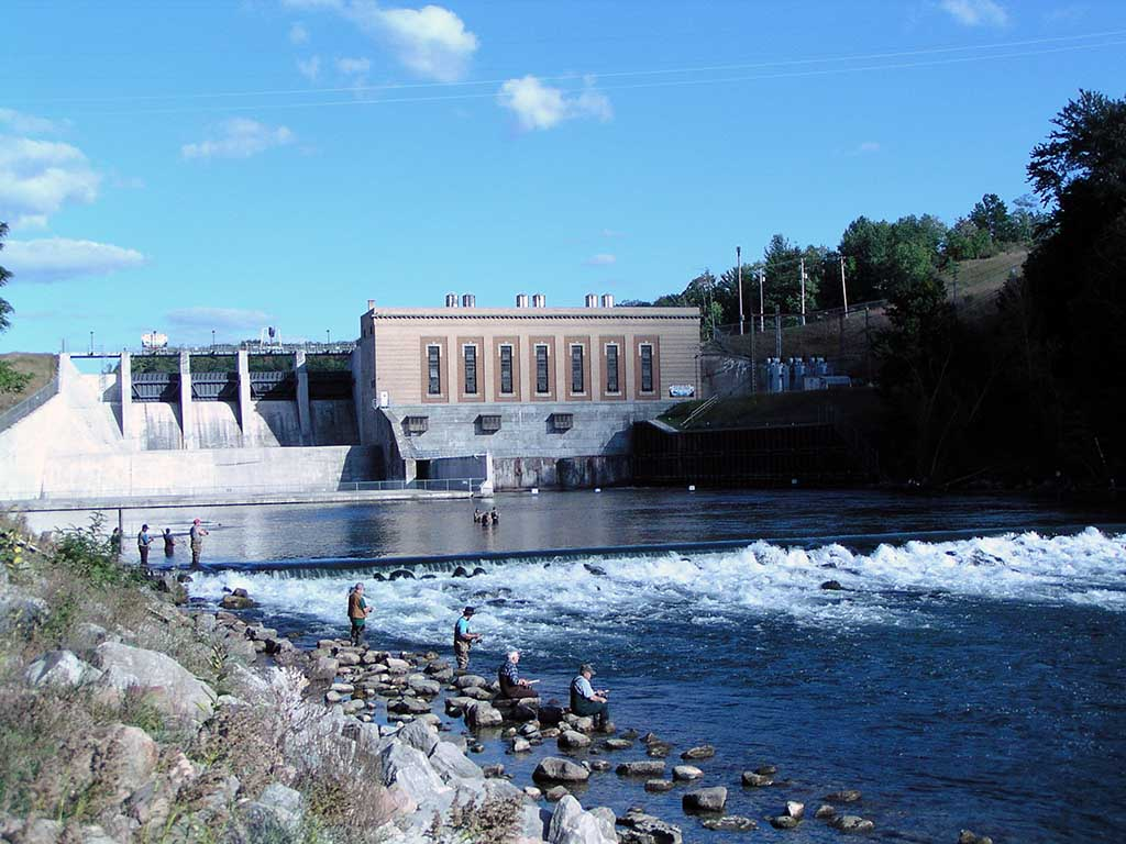 Tippy Dam