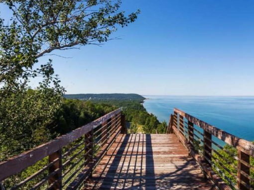 Lake Michigan Coastal Tour – M22 Scenic Drive