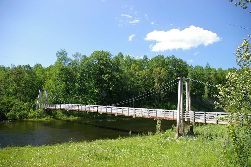 Little Mac Foot Bridge