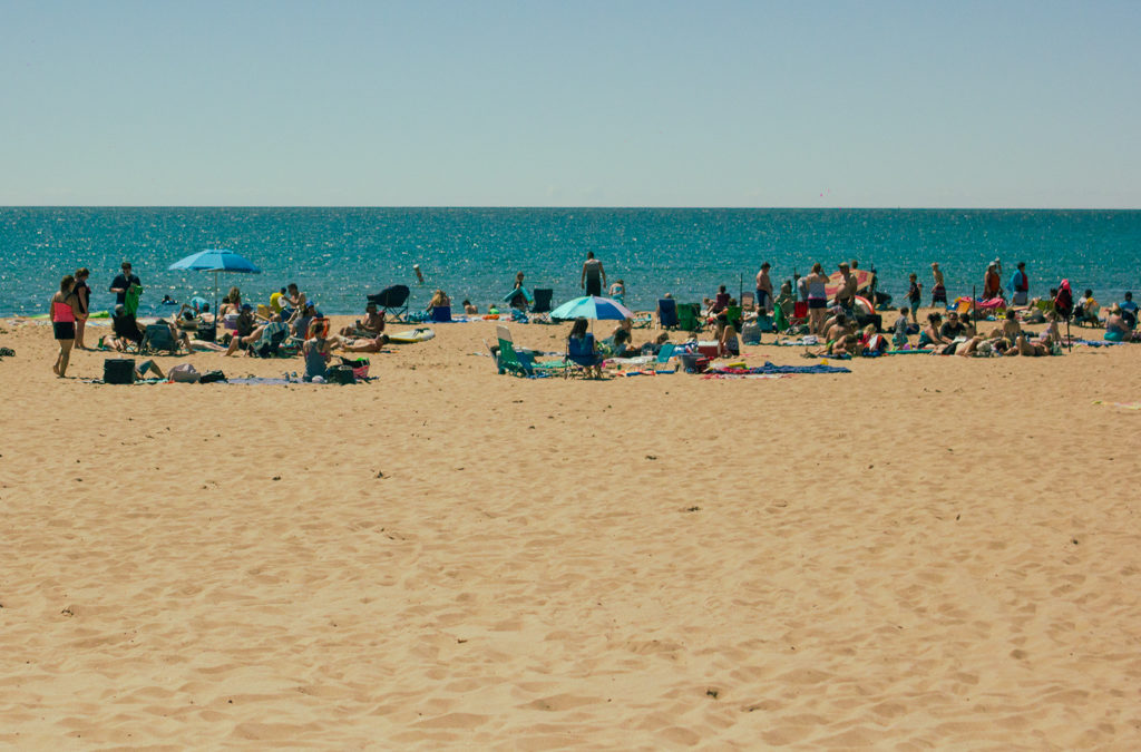 Beaches of Manistee County