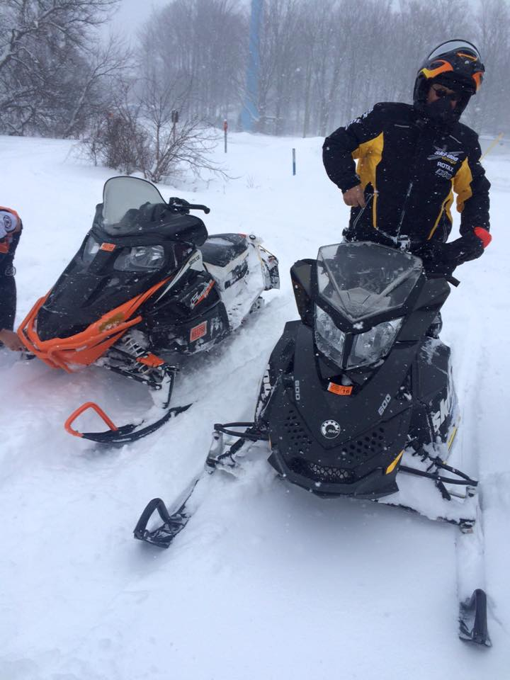 Snowmobiling - Manistee County Tourism - Manistee, Michigan