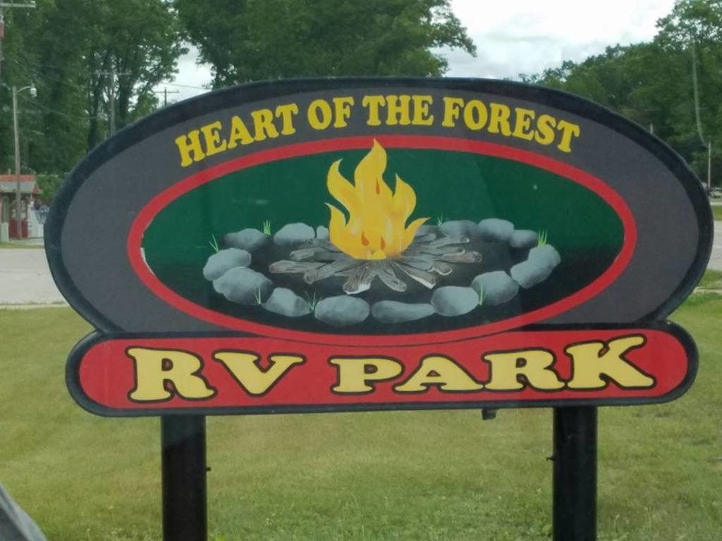 Heart of the Forest Campground