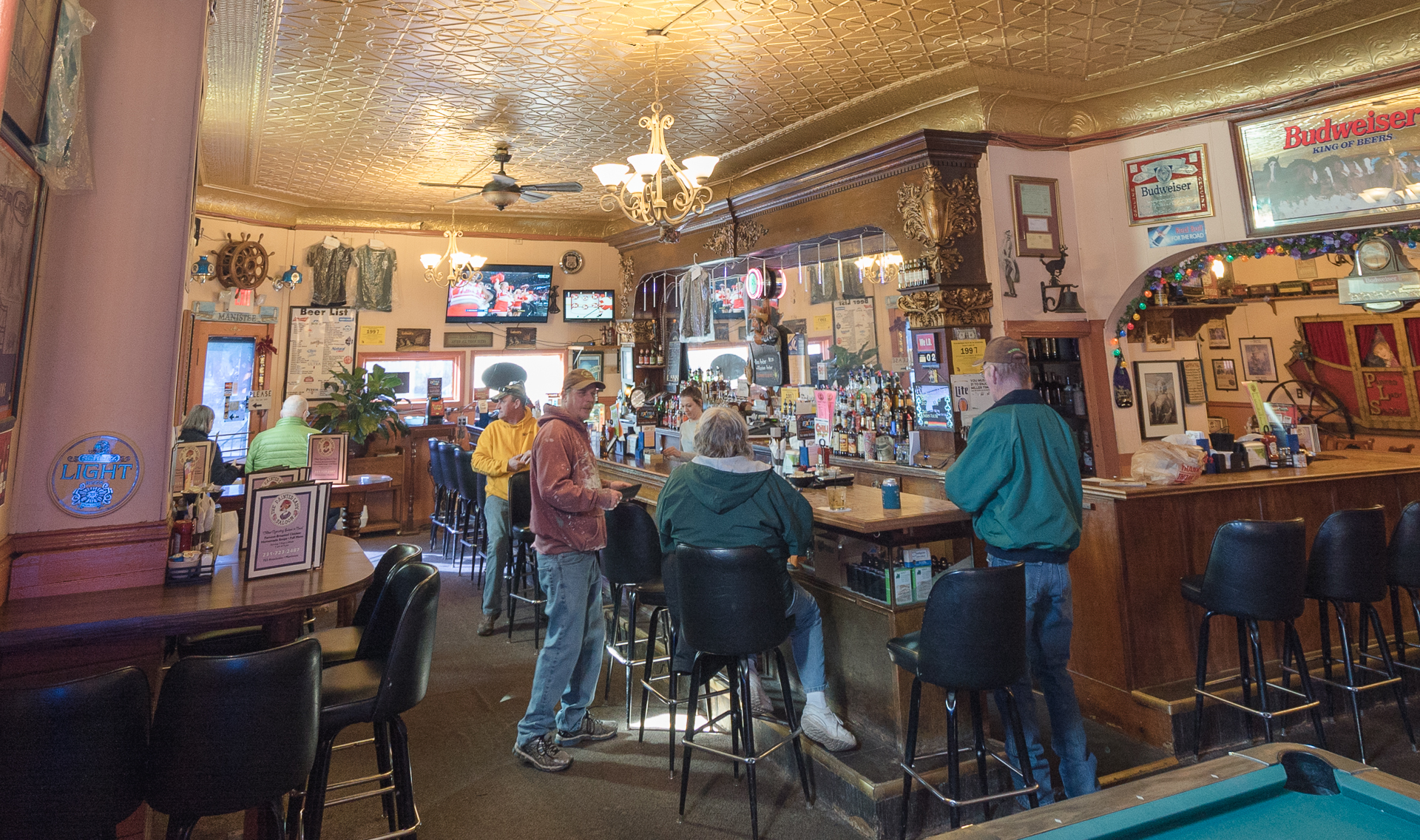Painted Lady Saloon