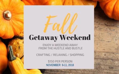 Fall Getaway Weekend-Inn at the Alpine