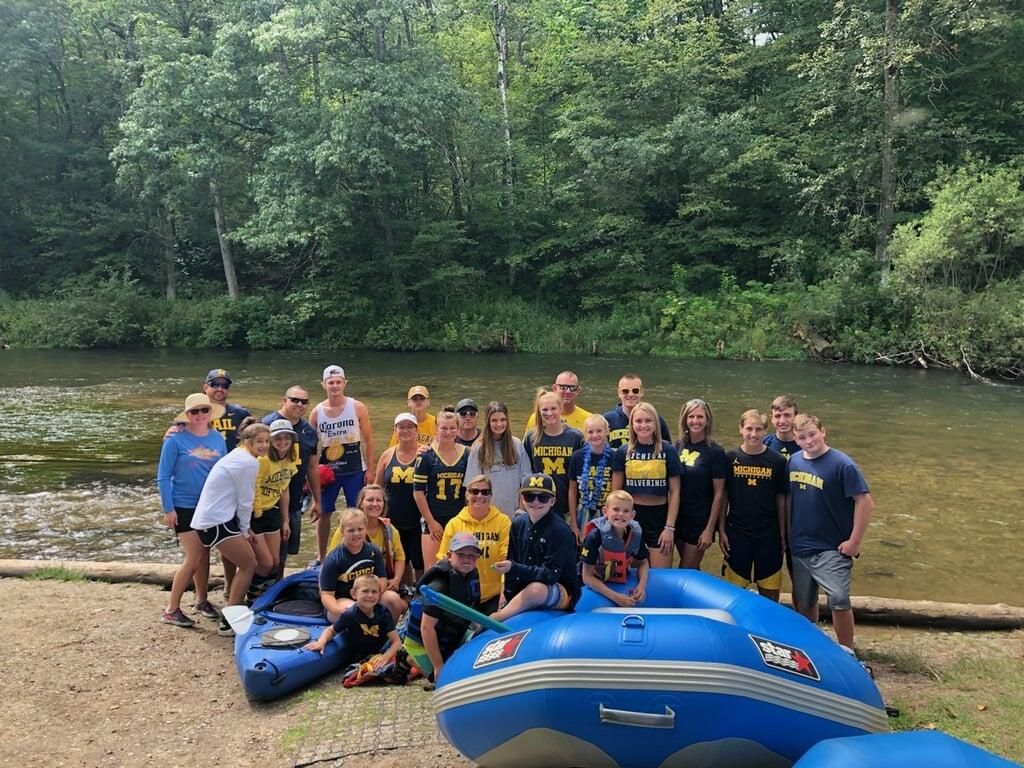 PC: Pine River Paddlesports