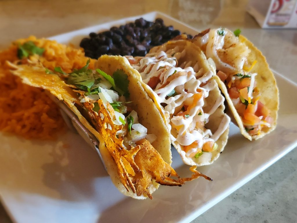 Taco 'Bout It Mexican Fusion
